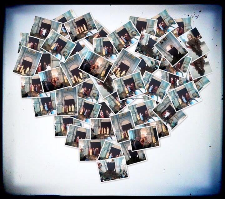 Bilder Collage Basteln : bilder collage basteln urlaubserinnerungen diy polaroid collage do it yourself fotocollage ~ Eleganceandgraceweddings.com Haus und Dekorationen